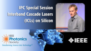 An IEEE IPC Special Session with Alexander Spott of The Optoelectronics Research Group