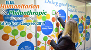 IEEE Humanitarian and Philanthropic Opportunities Initiative at Sections Congress 2017