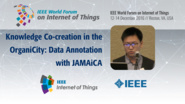 Fengrui Shi: Knowledge Co-creation in the OrganiCity: Data Annotation with JAMAiCA