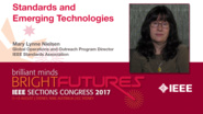 Mary Lynne Nielsen: Standards and Emerging Technologies - Studio Tech Talks: Sections Congress 2017