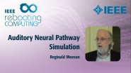 Auditory Neural Pathway Simulation - IEEE Rebooting Computing 2017