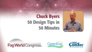 50 Fog Design Tips in 50 Minutes - Chuck Byers, Fog World Congress 2017
