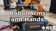 History of Robotics and Automation: Robot Arms and Hands