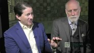 Vint Cerf and Marcus Weldon - TechFlash by IEEE Young Professionals