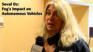 Fog Computing's Impact on Autonomous Vehicles: Q&A with Seval Oz at Fog World Congress