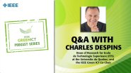 Q&A with Charles Despins: IEEE Green ICT Podcast
