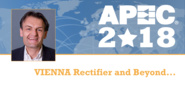 Vienna Rectifier and Beyond - Johann W. Kolar, APEC 2018