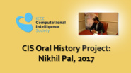 Interview with Nikhil Pal, 2017: CIS Oral History Project