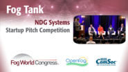 NGD Systems Pitch: Fog Tank - Fog World Congress