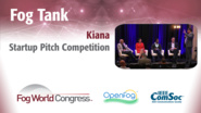 Kiana Pitch: Fog Tank - Fog World Congress