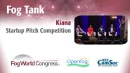 Kiana Pitch: Fog Tank - Fog World Congress