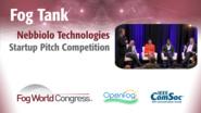 Nebbiolo Technologies Pitch: Fog Tank - Fog World Congress