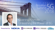 Unleashing the Power of 5G - Marc Rouanne - Brooklyn 5G Summit 2018