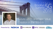 Opening Remarks: Future Limits and New Value Creation in the 5G Era - Marcus Weldon - Brooklyn 5G Summit 2018