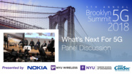 What's Next On 5G Panel - Brooklyn 5G Summit 2018