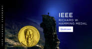 IEEE Richard W. Hamming Medal - Erdal Arikan - 2018 IEEE Honors Ceremony