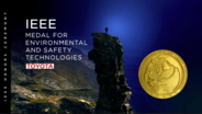 IEEE Medal for Environmental and Safety Technologies - Jerome Faist and Frank K. Tittell - 2018 IEEE Honors Ceremony