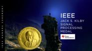 IEEE Jack S. Kilby Signal Processing Medal - Bede Liu - 2018 IEEE Honors Ceremony
