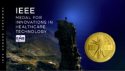 IEEE Medal for Innovations in Healthcare Technology - Thomas F. Budinger - 2018 IEEE Honors Ceremony