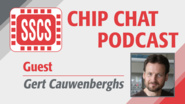 Episode 1 - Gert Cauwenberghs - Chip Chat Podcast