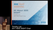 All About IEEE SIGHT - Global Humanitarian Technology Conference, GHTC 2017