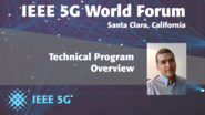 Technical Program Overview - Antonio Skarmeta - 5G World Forum Santa Clara 2018