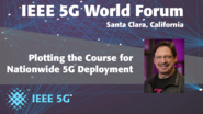Plotting the Course for Nationwide 5G Deployment - Egil Gronstad - 5G World Forum Santa Clara 2018