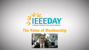 Jim Coleman - IEEE Value of Membership Testimonial