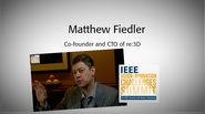 Interview with Matthew Fiedler—IEEE VIC Summit 2018