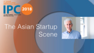 The Asian Startup Scene - Frank Levinson - IPC 2018