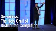 Serverless: the Holy Grail of Distributed Computing - Robert Macinnis - Fog World Congress 2018