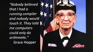 Did You Know: Grace Hopper is HKN