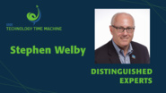 Stephen Welby: Distinguished Experts Panel - TTM 2018