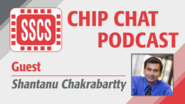 Shantanu Chakrabartty - SSCS Chip Chat Podcast, Episode 5