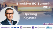 Opening Keynote: Rajeev Suri - B5GS 2019