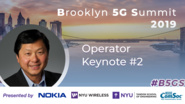 Operator Keynote: Power of Massive MIMO and Band 41 5G NR - John Saw - B5GS 2019