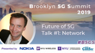 Network: Future of 5G - Mikael Höök - B5GS 2019