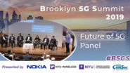 Panel: Future of 5G - Rel-16 to Rel-18 - B5GS 2019