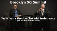 Ted Rappaport has a Chat with Irwin Jacobs: Brooklyn 5G Summit 2019