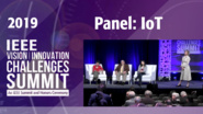 Panel: IoT - Smart Networks & Social Innovations - VIC Summit 2019