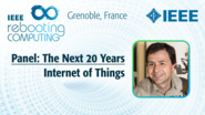 IoT: Next 20 Years Panel - Igor Stolichnov for Adrian Ionescu at INC 2019