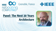 Architecture: Next 20 Years Panel - Kirk Bresniker at INC 2019