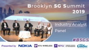 Industry Analyst Panel - B5GS 2019