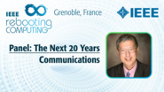Communication: Next 20 Years Panel - Timothy Lee at INC 2019