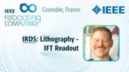 IRDS: Lithography - Mark Neisser at INC 2019