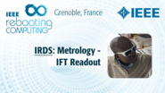 IRDS: Metrology - George Orji at INC 2019