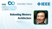 Rebooting Memory Architecture - Wen-mei Hwu at INC 2019