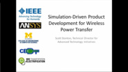 Driven Product Development for Wireless Power Transfer