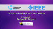 Similarity and Fuzzy Logic in Cluster Analysis
