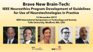Brave New Brain-Tech | IEEE TechEthics Panel